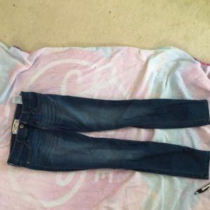 Abercrombie 9/10 jeans